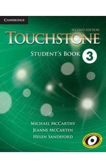 Touchstone Level 3 Student's Book -- Učebnice