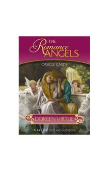 The Romance Angels Oracle Cards - Virtue Doreen
