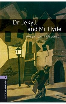 Oxford Bookworms Library New Edition 4 Dr Jekyll and Mr Hyde with Audio Mp3 Pack