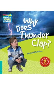 Why Does Thunder Clap? Level 5 Factbook -- Doplňky - McMahon Michael