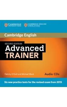 Advanced Trainer Audio CDs (3) -- CD