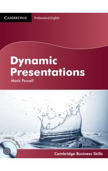 Dynamic Presentations Student's Book with Audio CDs (2) -- Učebnice