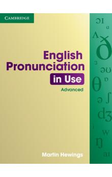 English Pronunciation in Use Advanced Book with Answers -- Učebnice
