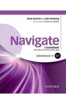 Navigate Advanced C1: Coursebook with DVD-ROM and OOSP Pack