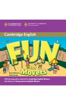 Fun for Movers Audio CD, 2 ed    CD