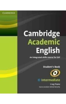 Cambridge Academic English B1+ Intermediate Student's Book -- Učebnice