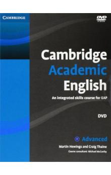 Cambridge Academic English C1 Advanced Class Audio CD and DVD Pack -- CD