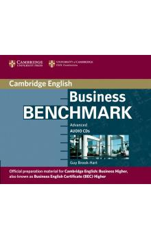 Business Benchmark Advanced Audio CD BEC Higher -- CD - Brook-Hart Guy