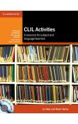 CLIL Activities with CD-ROM -- Metodická příručka