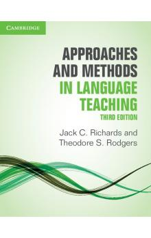 Approaches and Methods in Language Teaching -- Metodická příručka