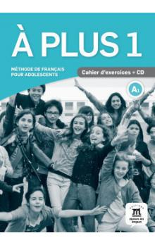 A plus 1 - Cahier d'exercices + CD