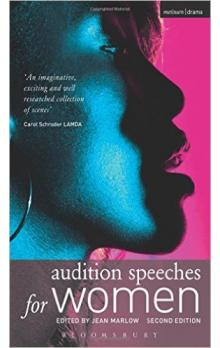 Audition Speeches for Women - Marlow J.
