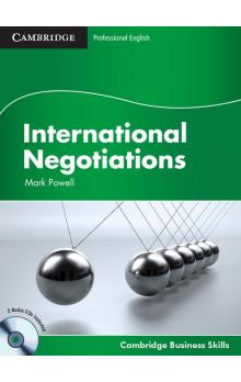 International Negotiations Student's Book with Audio CDs (2) -- Učebnice