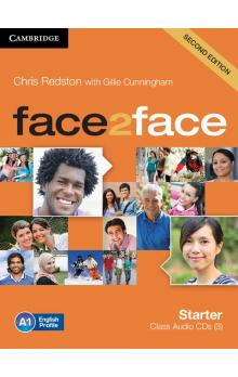 face2face Starter Class Audio CDs (3) -- CD