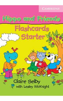Hippo and Friends Starter Flashcards Pack of 41 -- Doplňky