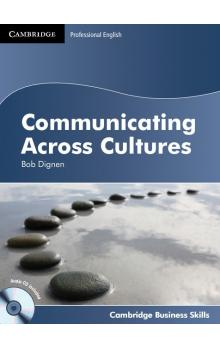 Communicating Across Cultures Student's Book with Audio CD -- Učebnice