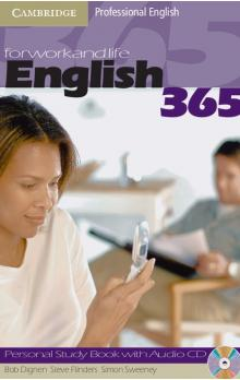 English365 2 Personal Study Book with Audio CD -- Učebnice