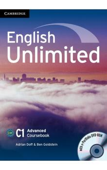 EnglishUnlimited Advanced Coursebook with e-Portfolio -- Učebnice