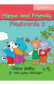 Hippo and Friends 2 Flashcards Pack of 64 -- Doplňky