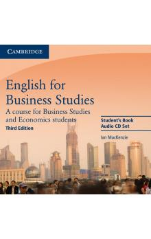 English for Business Studies Audio CDs (2) -- CD