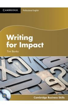 Writing for Impact Student's Book with Audio CD -- Učebnice