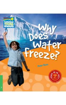 Why Does Water Freeze? Level 3 Factbook -- Dopl�ky