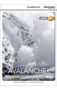 Avalanche! Book with Online Access code -- Doplňky