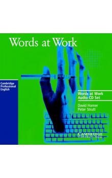 Words at Work Audio CD Set (2 CDs) -- CD
