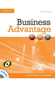 Business Advantage Advanced Personal Study Book with Audio CD -- Učebnice