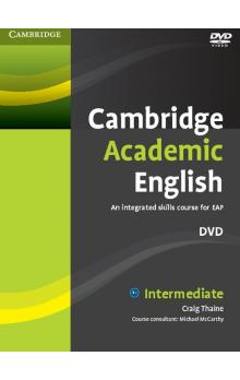 Cambridge Academic English B1+ Intermediate DVD -- DVD