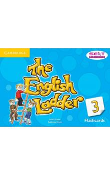 The English Ladder Level 3 Flashcards (Pack of 104) -- Doplňky