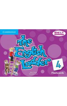 The English Ladder Level 4 Flashcards (Pack of 88) -- Dopl�ky