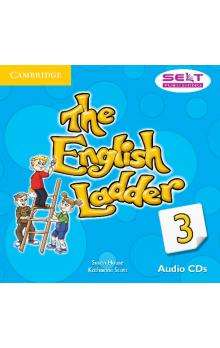 The English Ladder Level 3 Audio CDs (3) -- CD