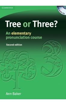 Tree or Three? Student's Book and Audio CD -- Učebnice