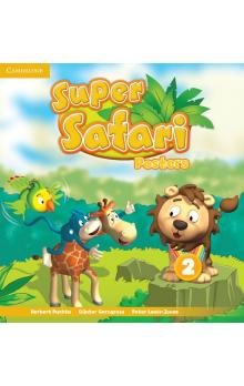 Super Safari Level 2 Posters (10) -- Dopl�ky