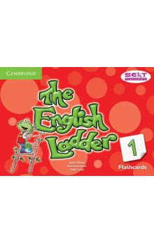 The English Ladder Level 1 Flashcards (Pack of 100) -- Doplňky