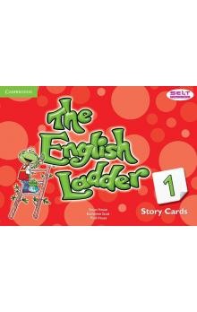 The English Ladder Level 1 Story Cards (Pack of 66) -- Doplňky