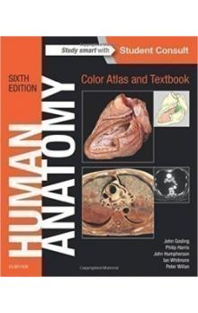 Human Anatomy, Color Atlas and Textbook, 6th Ed.