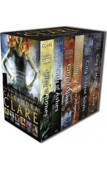 Mortal Instruments 1-6 Slipcas