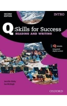 Q: Skills for Success Second Edition Intro Reading & Writing Student's Book with Online Practice
