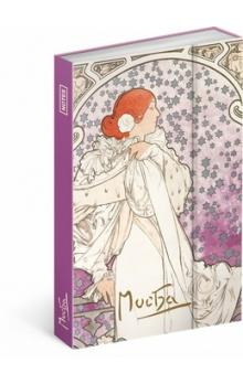 Notes Alfons Mucha D�ma linkovan�