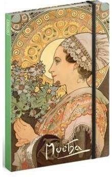 Alfons mucha Bodl�k notes linkovan�