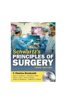 Schwartz&#39s Principles of Surgery, 10th Ed.