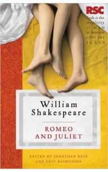 Romeo and Juliet: The RSC Shakespeare