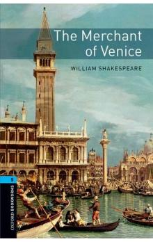Oxford Bookworms Library New Edition 5 the Merchant of Venice with Audio Mp3 Pack