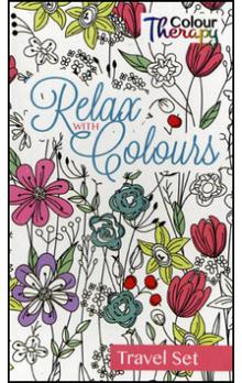 Relax with Colours -- Travel Set