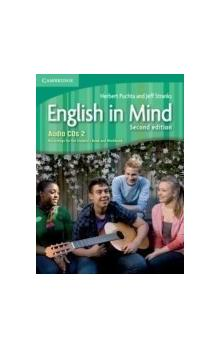 English in Mind Level 2 Audio CDs (3) -- CD