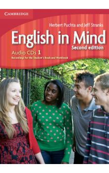 English in Mind Level 1 Audio CDs (3) -- CD