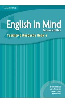 English in Mind Level 4 Teacher's Resource Book -- Příručka učitele