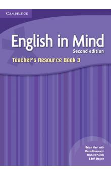 English in Mind Level 3 Teacher's Resource Book -- Příručka učitele